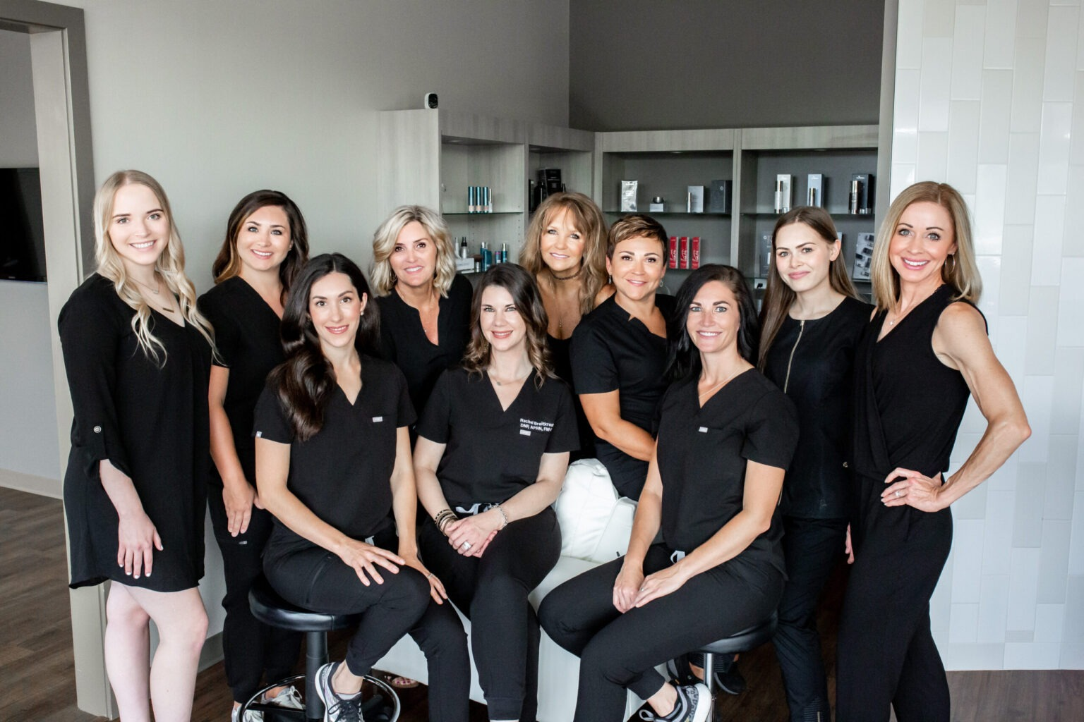 Staff - Bare Body Shop spa laser hair removal Omaha